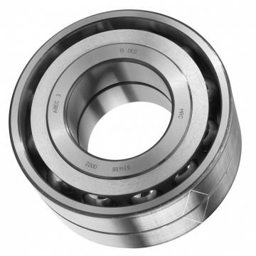 38 mm x 72 mm x 40 mm  Fersa F16124 angular contact ball bearings