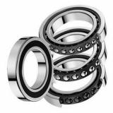 40 mm x 72 mm x 37 mm  Fersa F16039 angular contact ball bearings